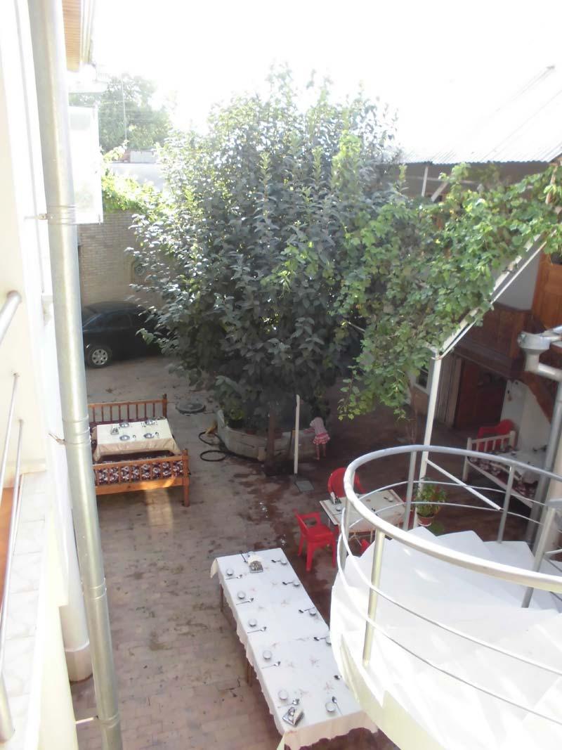 Innenhof-Samarqand