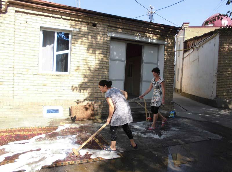 Teppichpflege-in-Usbekistan