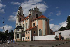 Kirche der Heiligen Katharina