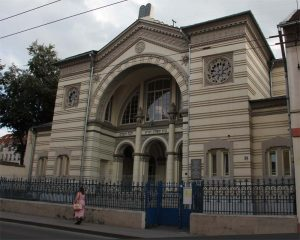 Synagoge von Vilnius