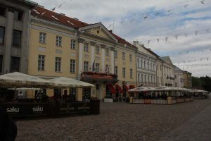 Gebäude am Rathausplatz