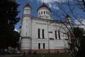 """Orthodoxe Kirche der """"Jungfräulichen Mutter Gottes"""""""