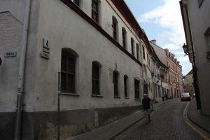 Im alten jüdischen Viertel