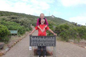Mit Katrin am Kap der Guten Hoffnung