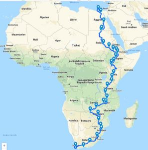 Transafrika-Route